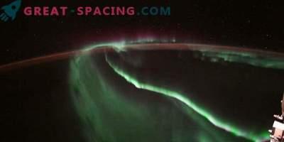 Bilder av kosmos: Orbital utsikt över ljusen