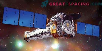 El observatorio Chandra vuelve a trabajar