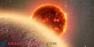 Formation of magmatic oceans on the exoplanet