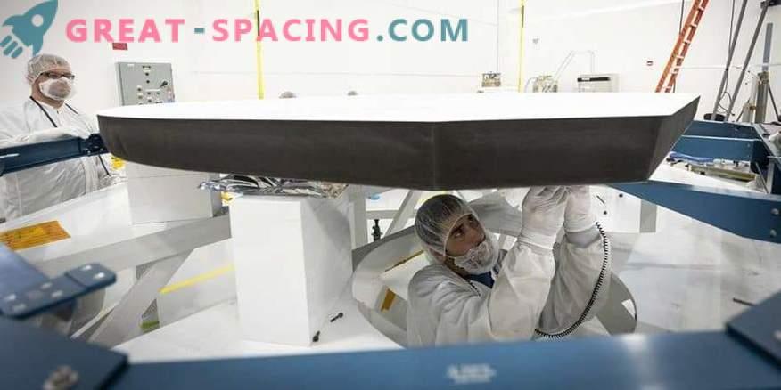 New update for Parker Solar Shield