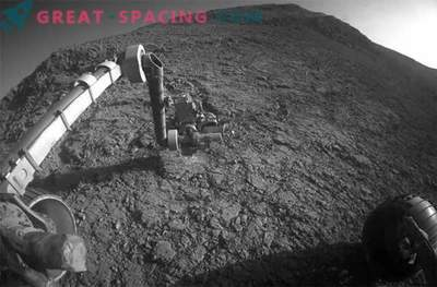 Strengthening the rover - a veteran before the Martian winter