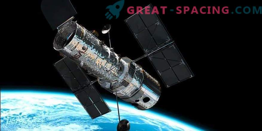 The Hubble telescope should be back to work soon
