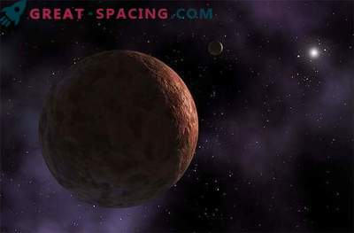 Detected Mini-Pluto - the most distant object in the Solar System