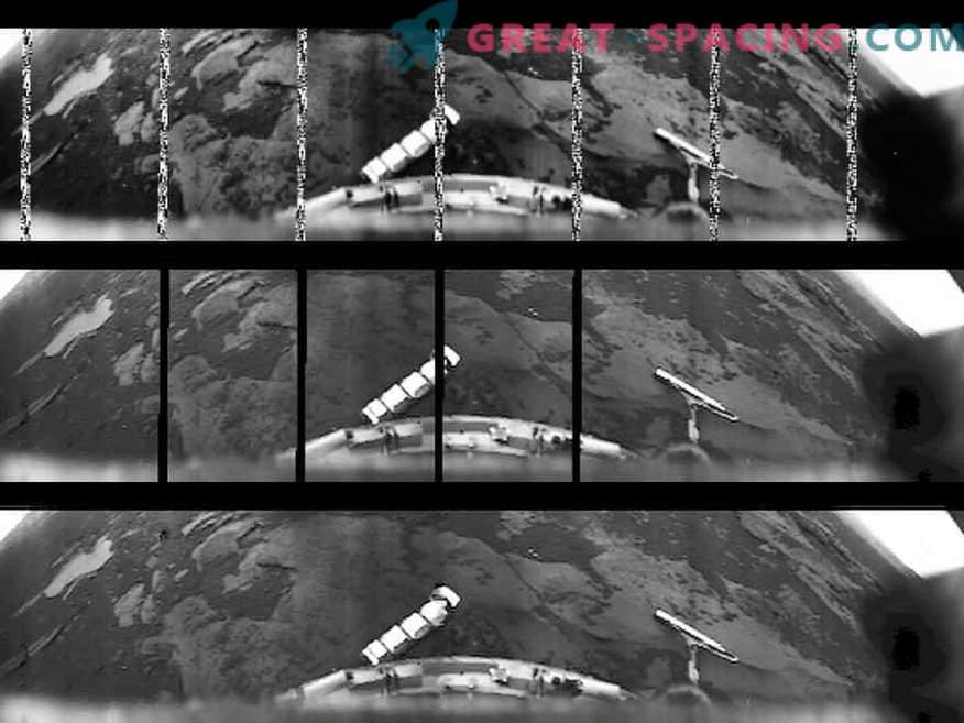 Does metallic snow fall on Venus?