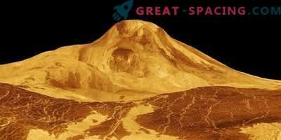¿Cae nieve metálica sobre Venus?