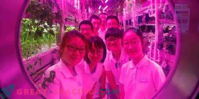 Chinese volunteers spent 200 days in a virtual