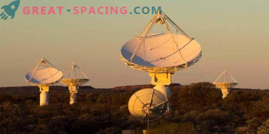 A radio astronomy boom is expected.