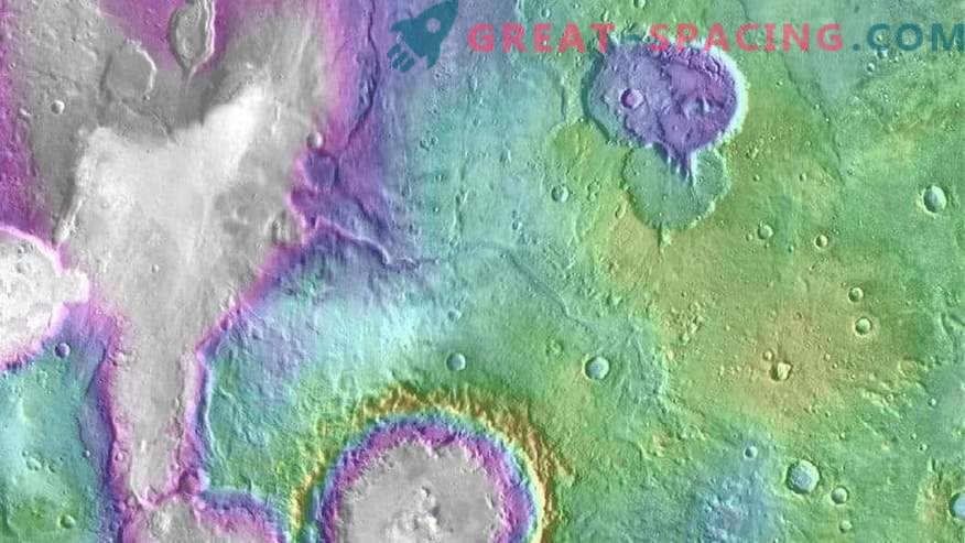 When the last water on Mars disappeared. New data