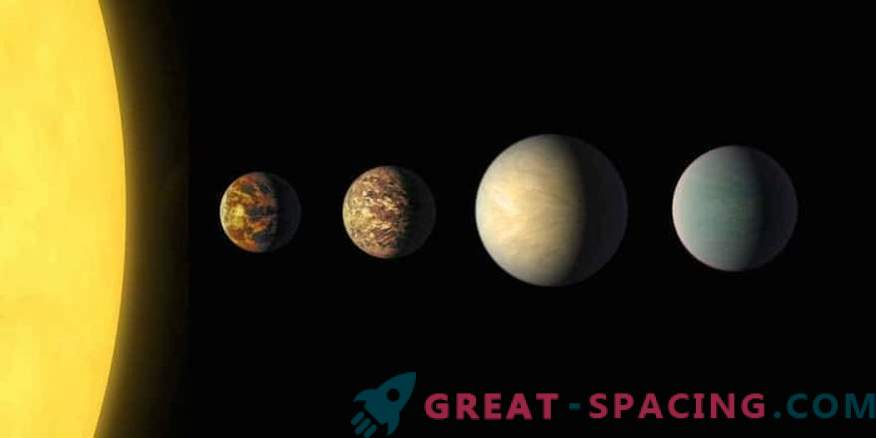 A combination of space and ground-based telescopes display more than 100 exoplanets