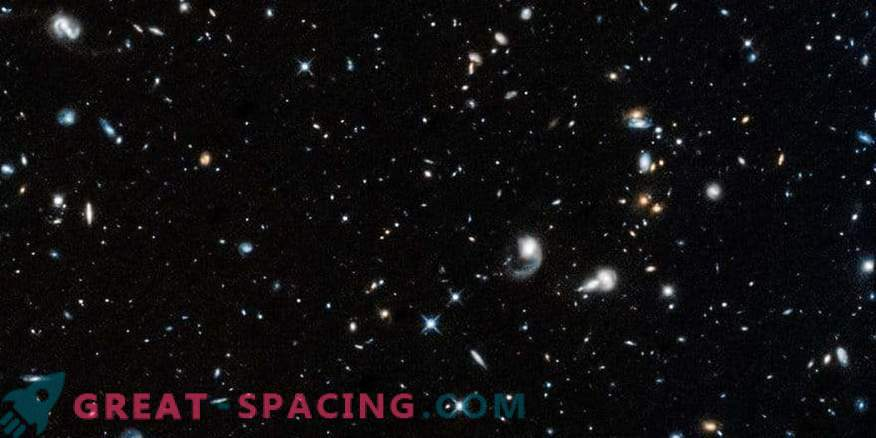 A new photo from the revived Hubble Space Telescope