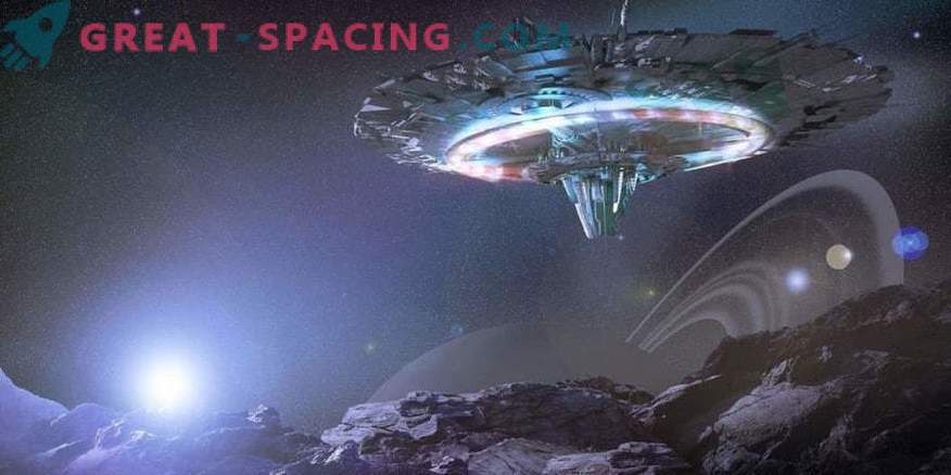 Detected aliens may be machines