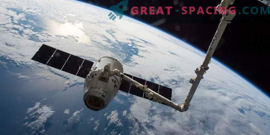 Successful delivery of cargo to the ISS