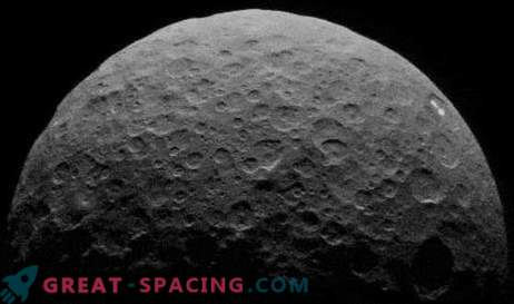 What do you think about the mysterious spots of Ceres?