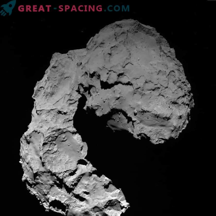 Sorry Rosetta, your comet stinks