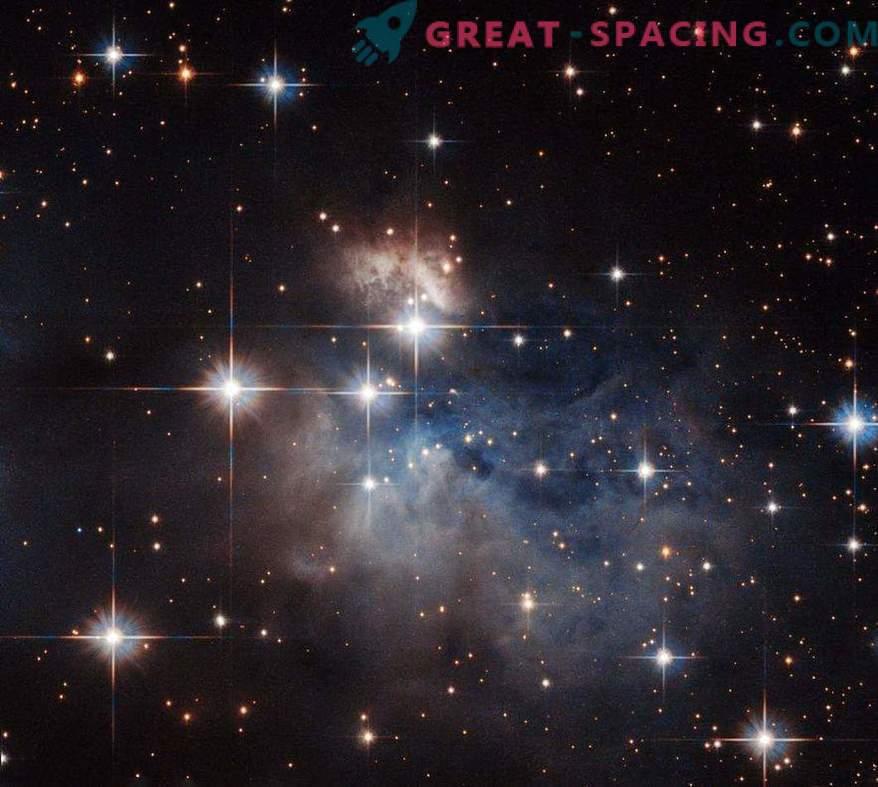Magnetic dust explained the secret of infrared stars