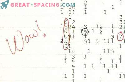 "The ""Wow!"" Signal (wow!) May soon get an explanation"