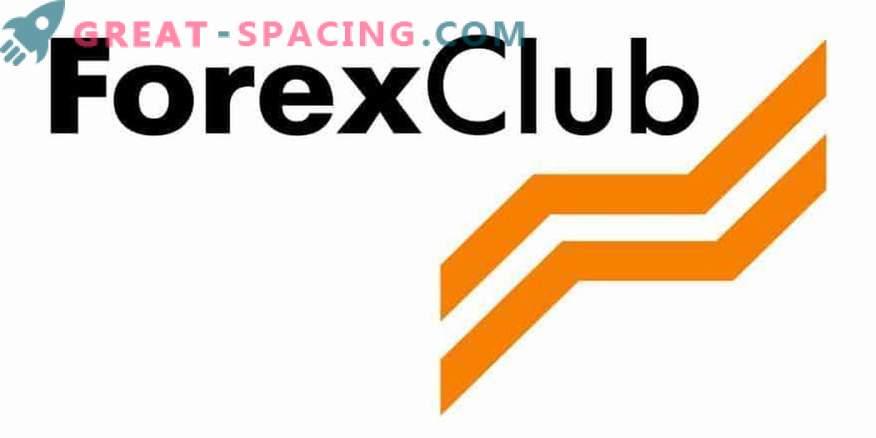 Churn capital in the Forex Club financial market