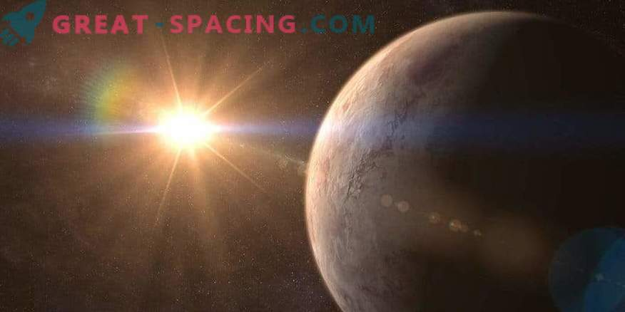 A potentially habitable super earth has been found