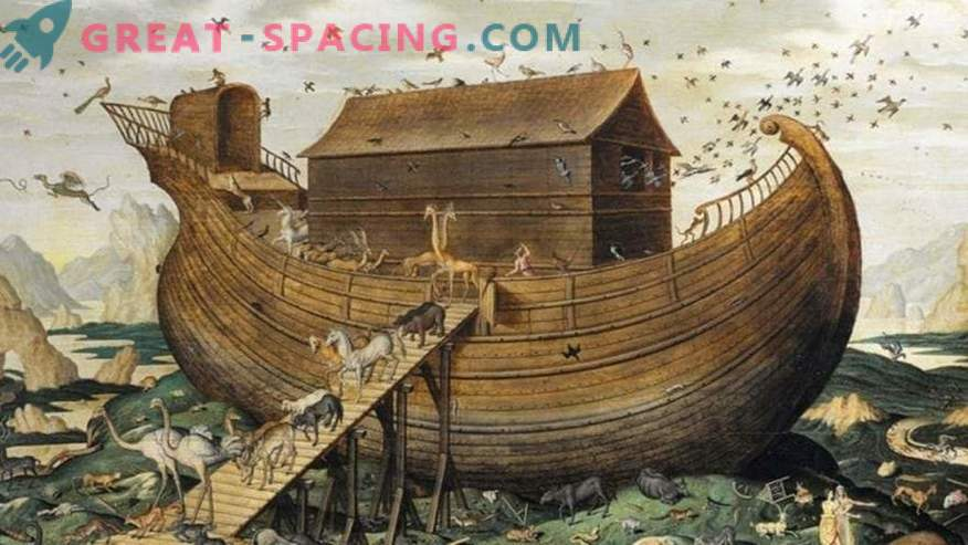 NASA astronaut tried to find Noah's ark