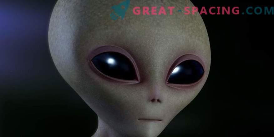 Aliens do not let us gravity?