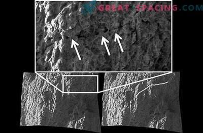 Acid mist dissolves rocks on Mars