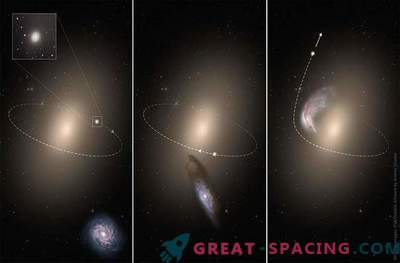 Small and lonely: dwarf galaxies thrown into space