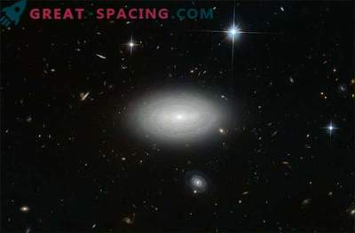 Astronomers discovered the most lonely galaxy in the universe