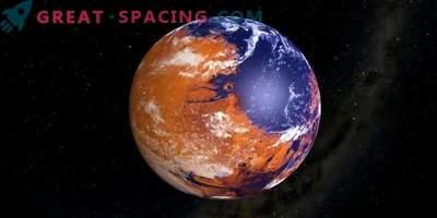 Ancient Mars could hide underground inhabitants