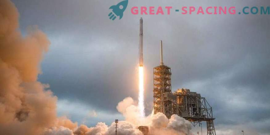 SpaceX accelerates launch to increase competitiveness