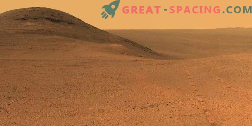 The Martian Rover Opportunity remains silent