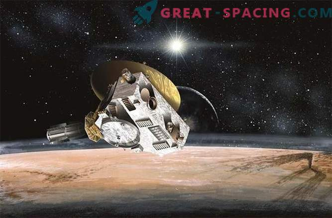 After Pluto. Where will the NASA New Horizons interplanetary station take place?