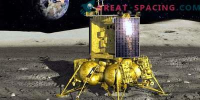 What will study the Russian apparatus on the moon