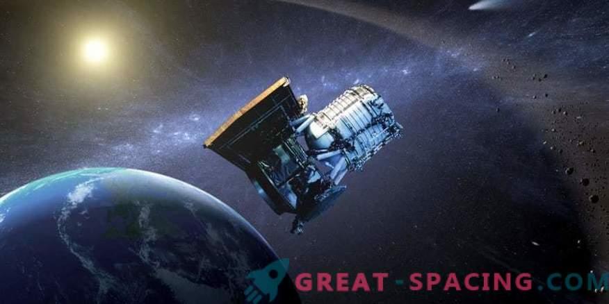 NASA Asteroid Hunter