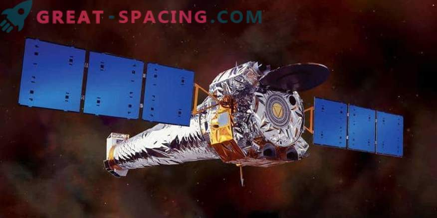 First Chinese X-ray Space Telescope