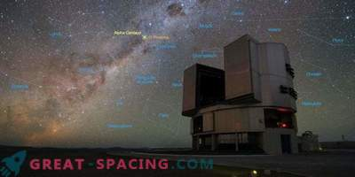 The telescope is looking for alien worlds in the neighboring star system