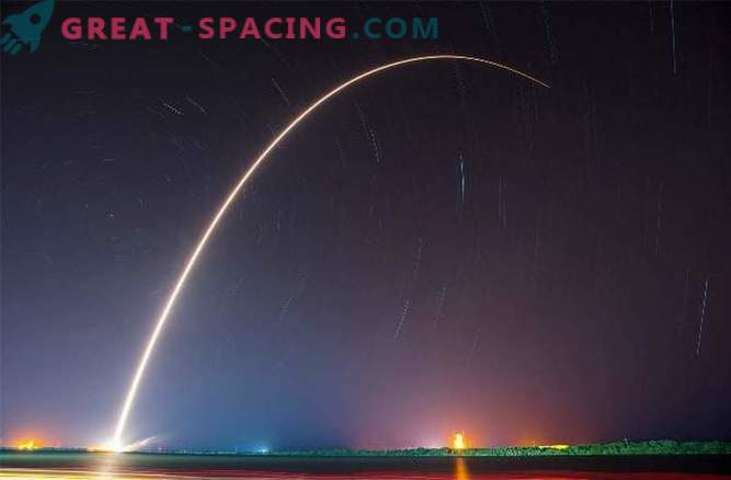 SpaceX rocket Falcon conducted a second successful landing