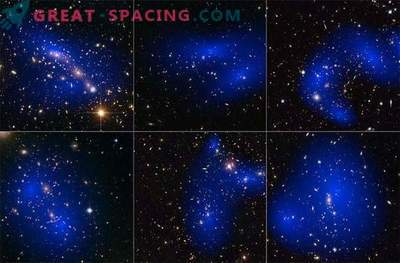 Dark matter turned out to be even darker and even stranger