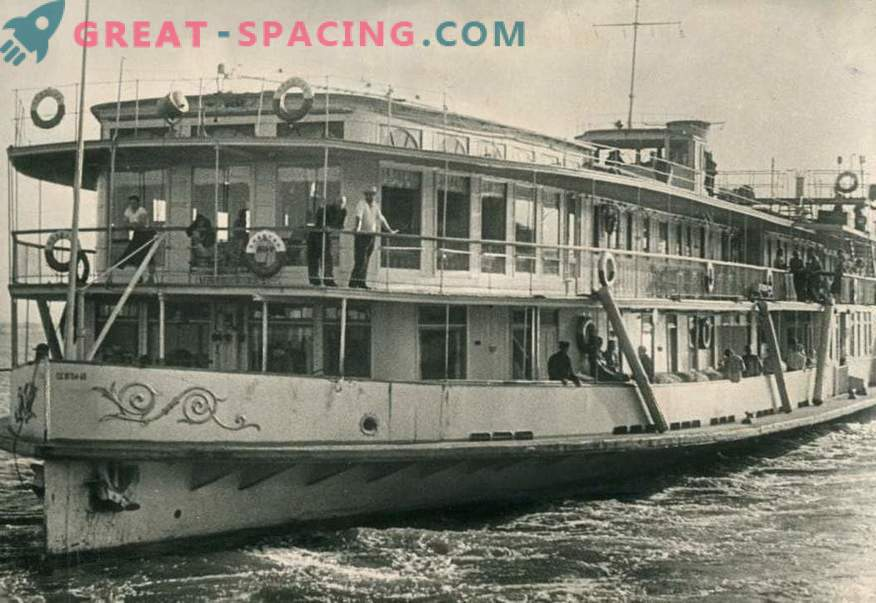 The story of the sailors about meeting with an extraterrestrial ship. What was seen in 1936 from the steamer