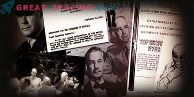 Can a document from 1952 confirm the existence of a secret group studying unidentified objects