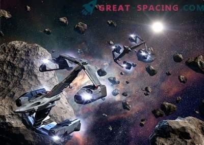 Mining on asteroids