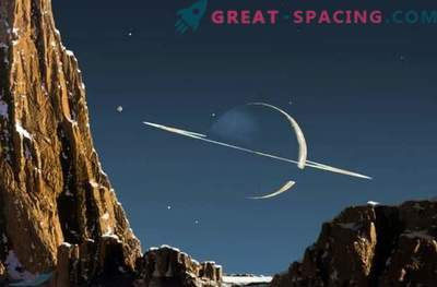 Space art allows you to feel at home on alien worlds