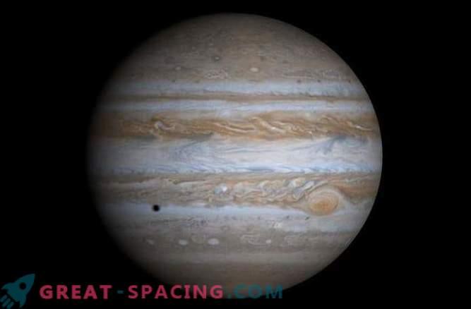 The secret of the creation of Jupiter is revealed.