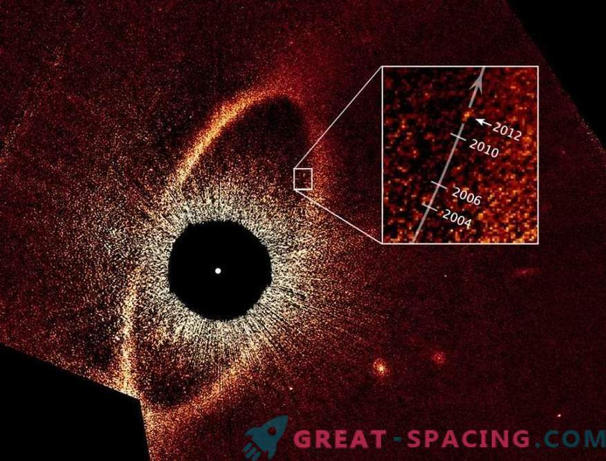 What surprises the planet zombie in the orbit of the Eye of Sauron