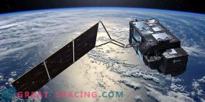 The launch of the wind tracking satellite is postponed ... due to strong winds