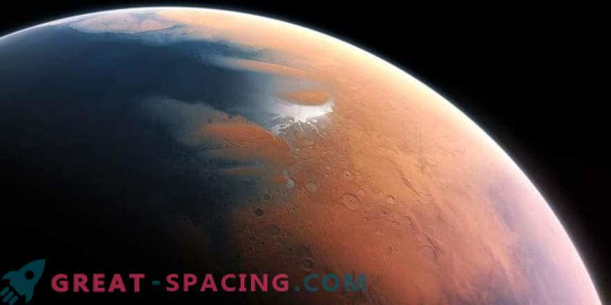 Methane bursts can save ancient Martian life