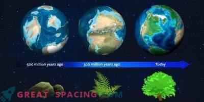 La Tierra ayudará a encontrar vegetación en otros planetas