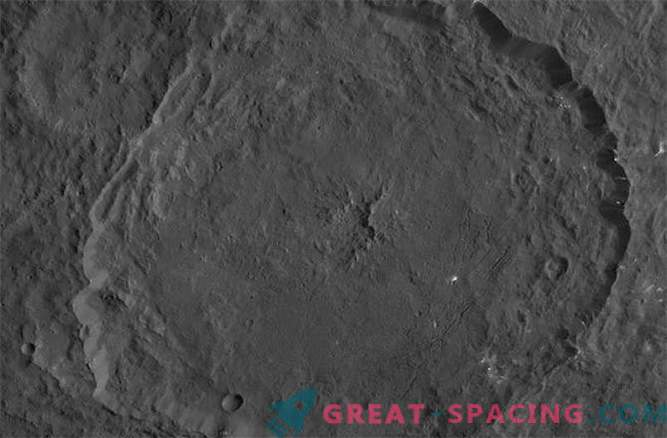 Spacecraft Dawn transmitted the most detailed images of Ceres