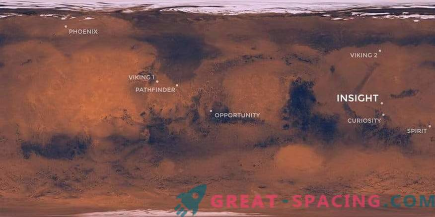 Just one month! InSight is preparing to meet Mars