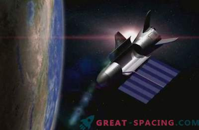 Space Plane X-37B launched into orbit for the fourth secret mission