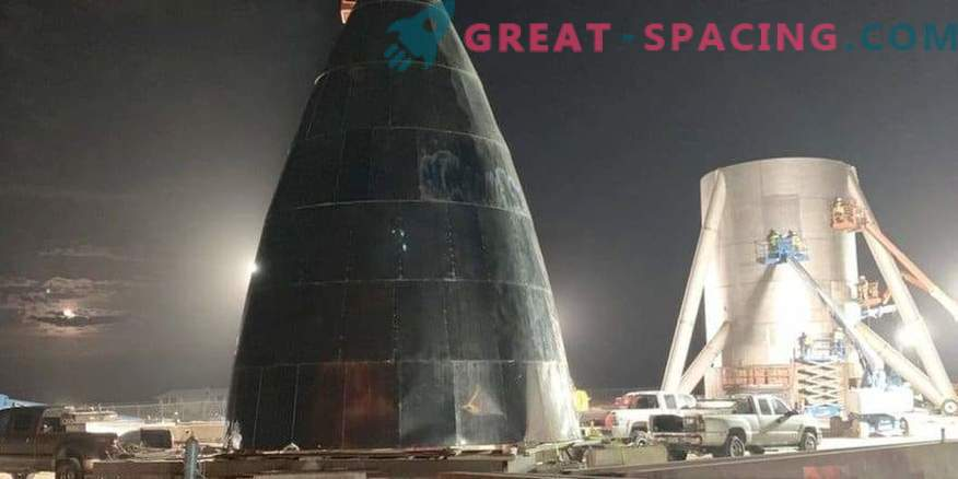 Details of the next-generation SpaceX launch system